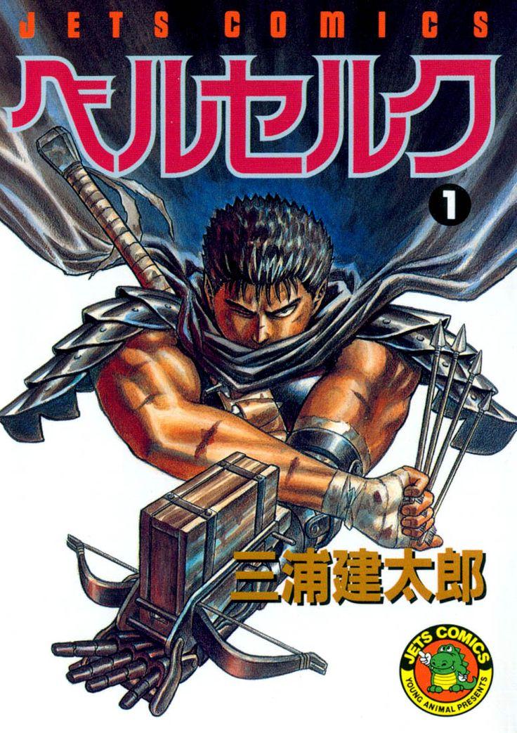 Image result for Berserk manga covers Berserk, Comics