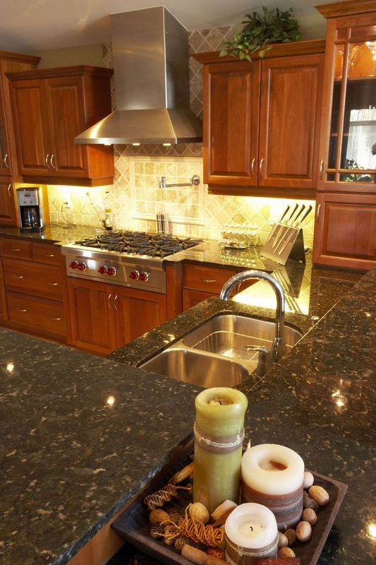 The Best Way To Clean Granite Counters