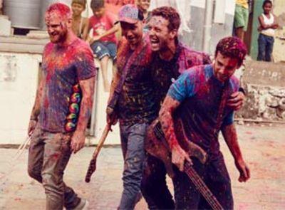 Coldplay en Barcelona el 26 de mayo 2016 en notikumi