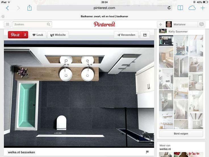 89 best Badkamer images on Pinterest   Bathroom, Bathrooms and Showers