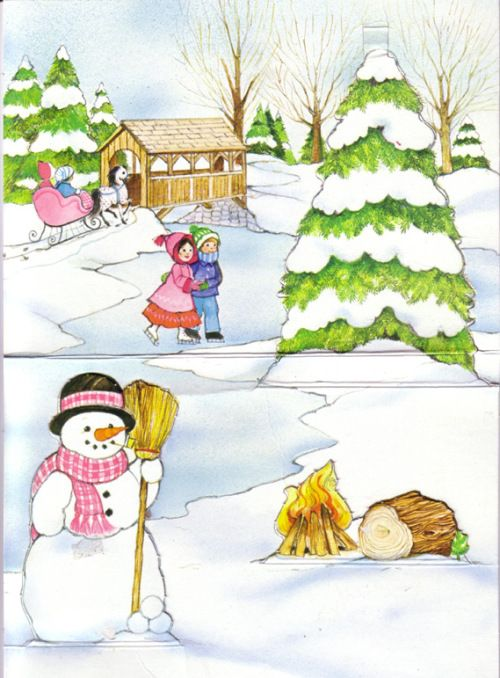 Becky's Winter Carnival: