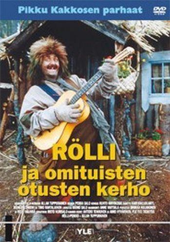 €9.95 Rölli ja omituisten otusten kerho-DVD