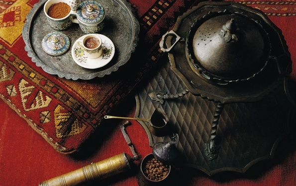 Turkish Coffee and Fortune Telling: In Turkey, as in many other countries in the world, fortune-telling has long been an important part of the social fabric.