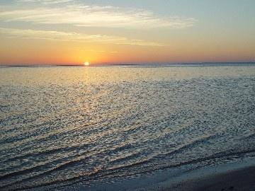 Sunrise at St Teresa Beach