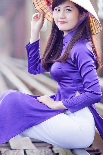 Untitled 193 O D 224 I Lung Thị Linh Flickr Ao Dai