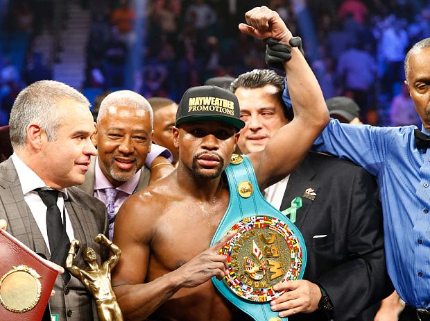Mayweather vs Pacquiao: Manny's camp cry foul after Floyd wins unanimous decision - live reaction - Telegraph