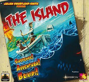 The island (Survive!)gioco di sopravvivenza in cui i giocatori dovranno fuggire da un'isola che sta  sprofondando in mare. Ogni giocatore controllerà un numero di avventurieri che dovranno tentare di raggiungere la terraferma ai lati della plancia di gioco, prima che l'arrivo di un'eruzione vulcanica spazzi via tutti . Sulla strada potranno farsi aiutare dai delfini, o usufruire di battelli, ma il pericolo si annida ovunque!+8, 2-4gioc, 60 min