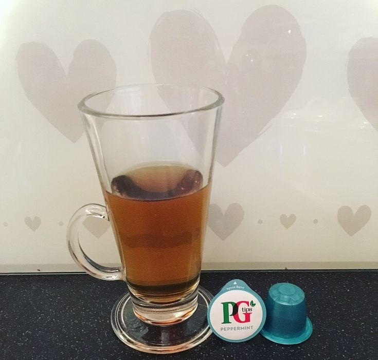 NEW REVIEW: PG Tips Peppermint Nespresso Capsules. #nespresso #pepperminttea #pgtips #review #foodblog #blog