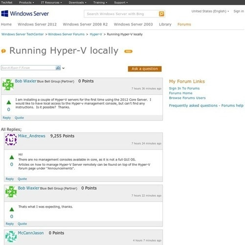 how to connect to hyper v server remotely