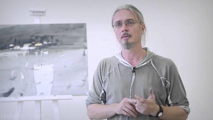 Аруш Воцмуш. Интервью с художником.
