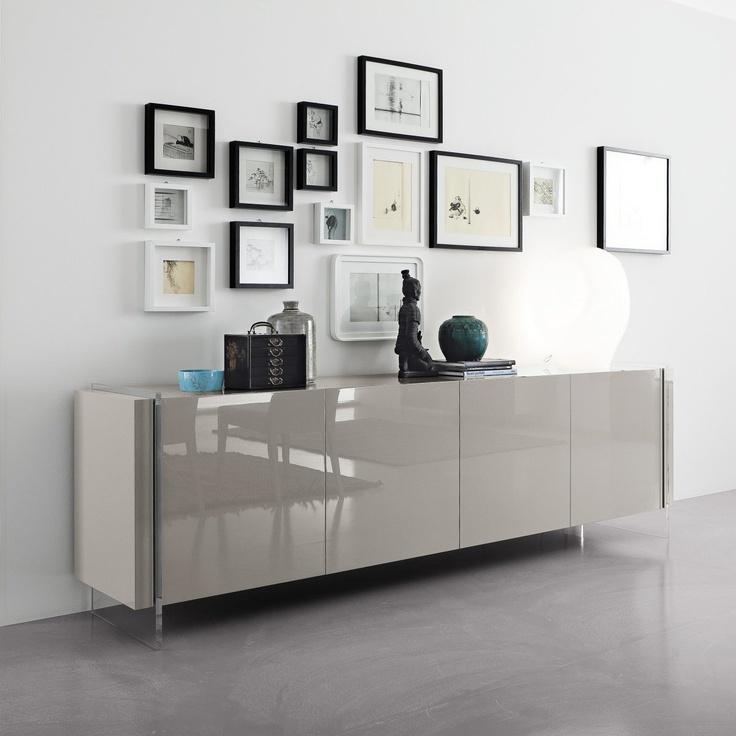 14 best minimalist modern sideboards buffets etc images on pinterest buffets sideboard. Black Bedroom Furniture Sets. Home Design Ideas