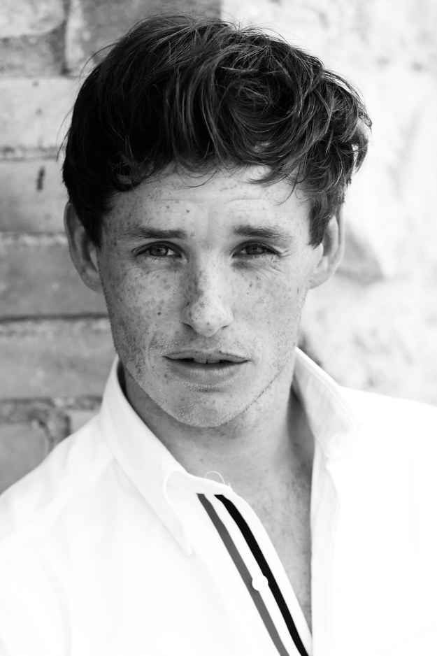 35 Insanely Hot Guys Whose Freckles Will Give YouLife Your Welcome