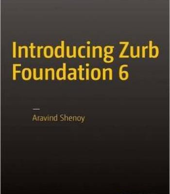 Introducing Zurb Foundation 6 PDF