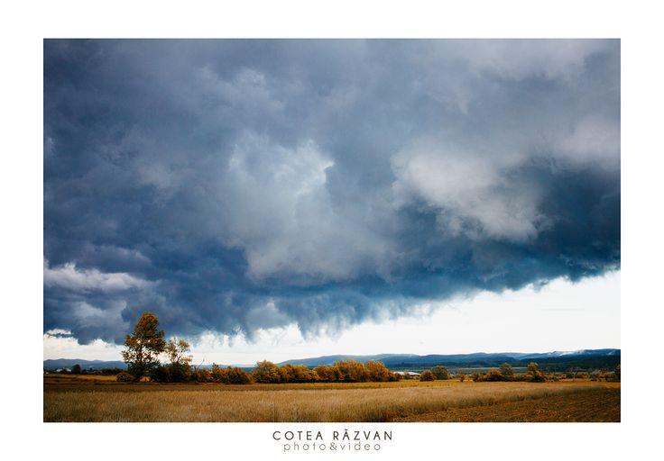 #storm #contryside #photos #cotearazvan  https://www.facebook.com/fotonuntabucuresti/