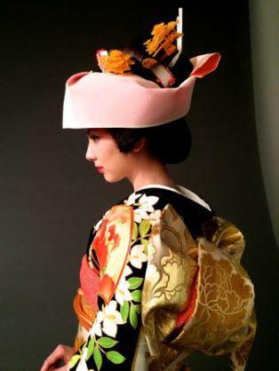 黒引き振袖 文金高島田 Kimono Wedding,Japanese Wedding,Japanese Bride