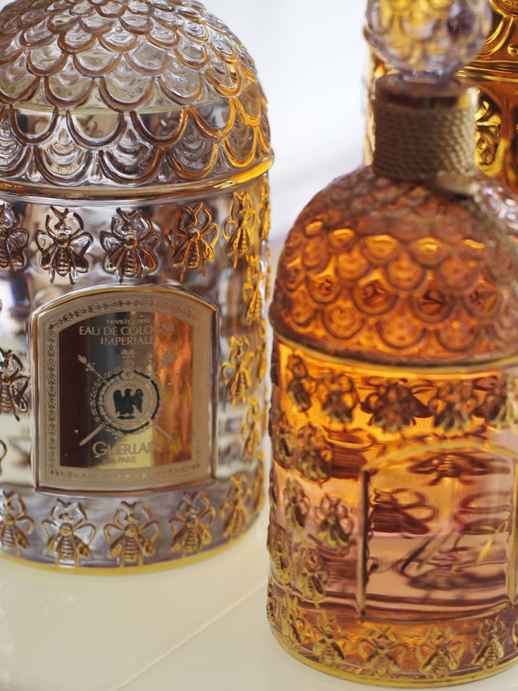 The historic Eau de Cologne Imperiale designed for the wife of Nepoleon III
