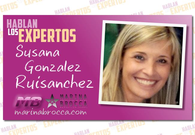 Susana Gonzalez Ruisanchez, Hablan los Expertos con Marina Brocca