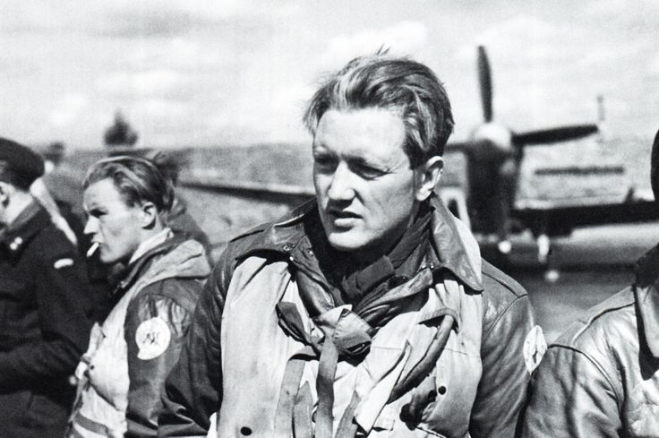 Ola Aanjesen, 332 Squadron
