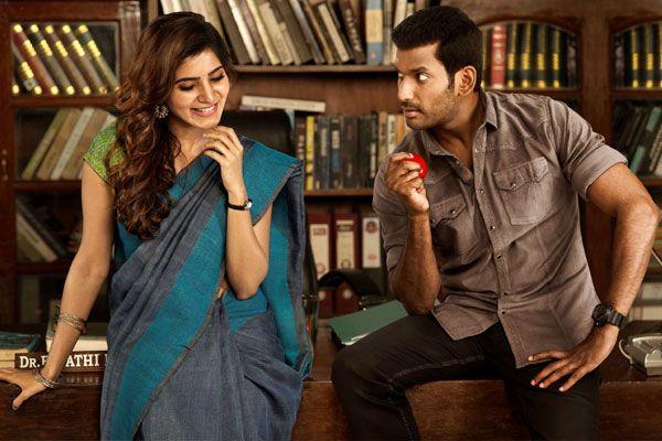 Vishal-Samantha Akkineni's Irumbu Thirai to release on January 26 Read Full Article..
