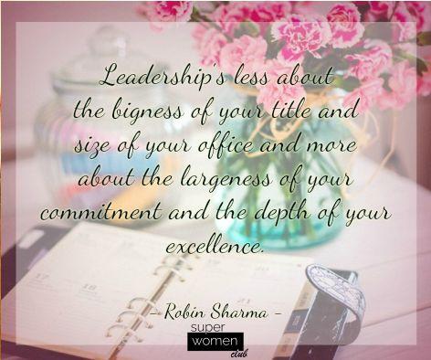 Your daily dose of motivation with Superwomen Club. Follow us @www.superwomenclub.com T> https://twitter.com/SuperWomen_Club Instagram> https://www.instagram.com/superwomen_club/ FCB> https://www.facebook.com/SuperwomenUnited/  #motivation #superwomenclub #women #woman #inspiration #motivationalquote #robinsharma