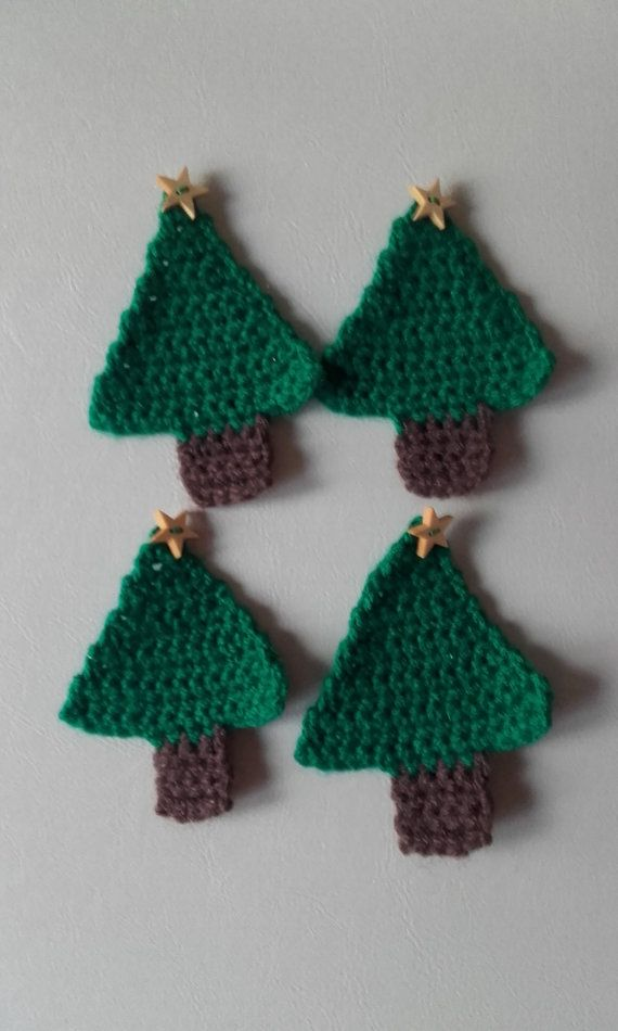Check out this item in my Etsy shop https://www.etsy.com/uk/listing/492749353/crochet-xmas-tree-appliques-craft