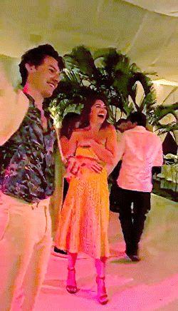 harry at a wedding in hawaii