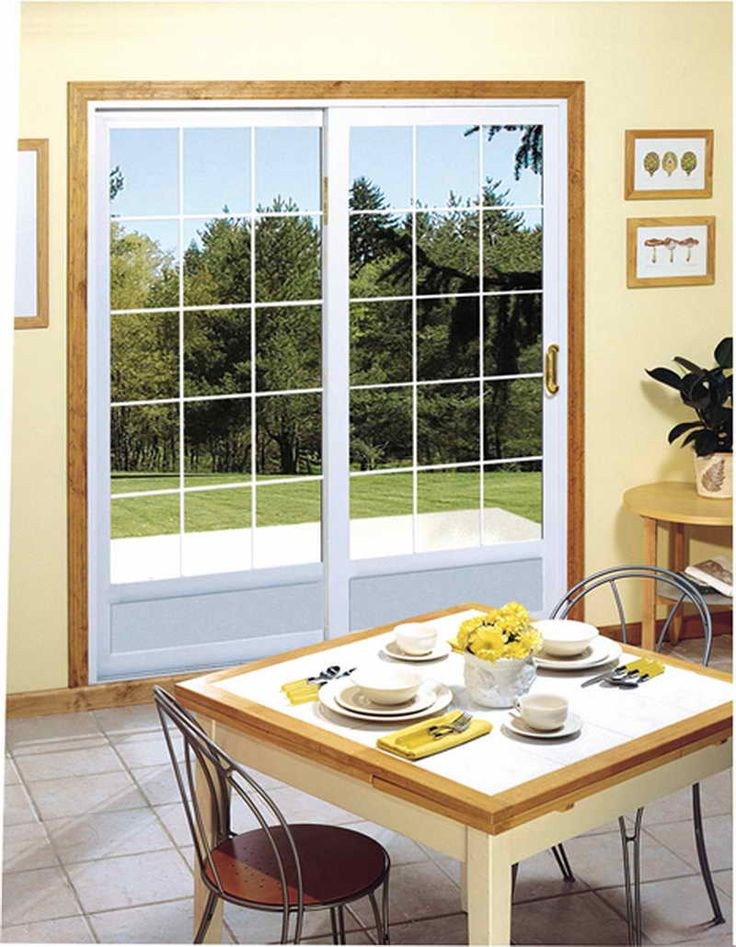 53 best images about doors on pinterest for Sliding glass doors that look like french doors