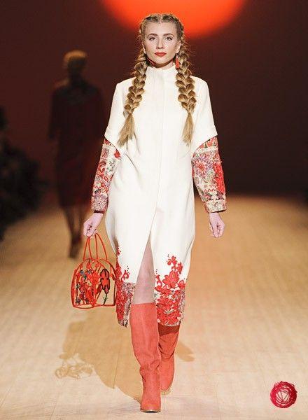Ukrainian Fashion Week, Inna Ignatievska 2014