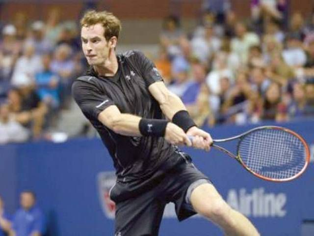 Tennis star Andy Murray helps Syrian refugees with every ace scored - The Express Tribune