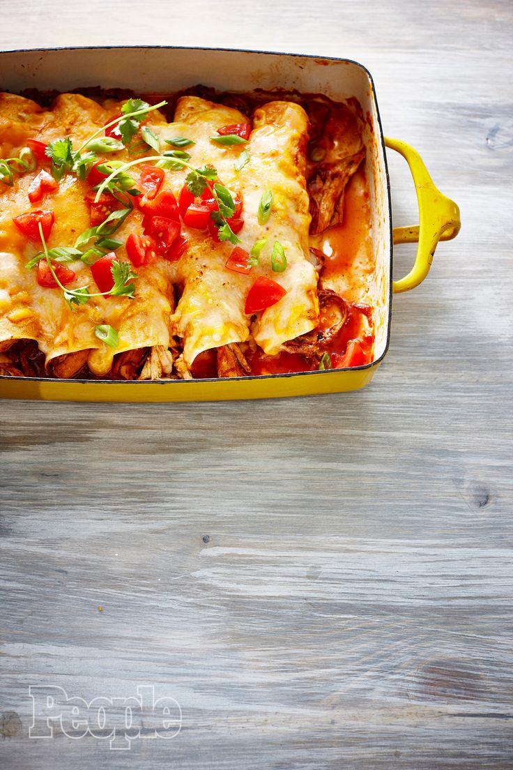 Meal Planner Enchiladas