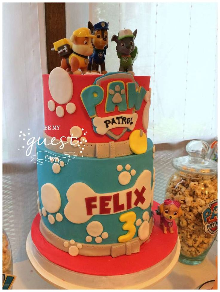 Paw Patrol Birthday Party Ideas & 168 best Paw Patrol Party Ideas images on Pinterest