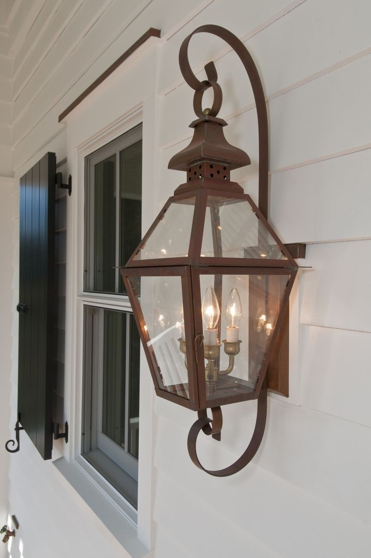 223 best lantern scroll lighting images on pinterest copper designed with structures building company traditional exterior charleston carolina lanterns arubaitofo Images