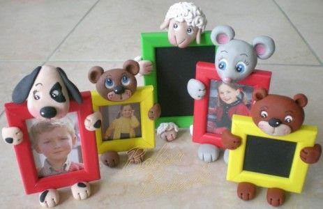 clay animal frames