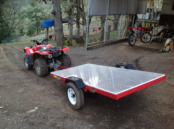 17 Best Images About Utility Trailer On Pinterest