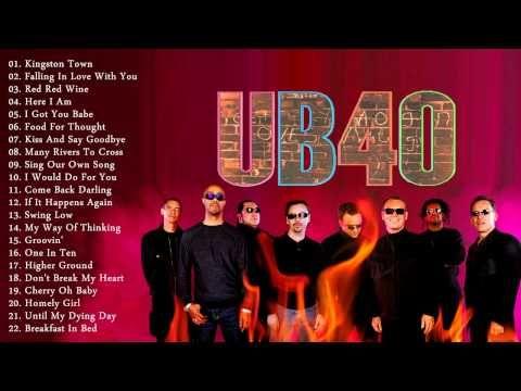 UB40 Greatest Hits - The Best Of UB40 - YouTube