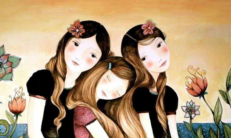 three sisters Three sisters has 9,758 ratings and 896 reviews in this heartwarming and celebrated blackberry island novel, new york times bestselling author susan mal.