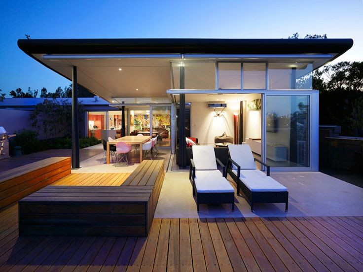 25 best ideas about modern contemporary homes on for Home design images