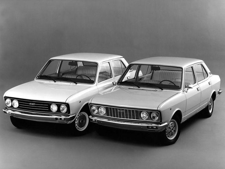 Fiat 132 - 1972