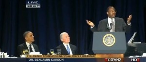 TheDC Interview: Dr. Ben Carson likes Rubio, doesn't mind if Prayer Breakfast speech in front of Obama was 'offensive'