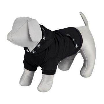 Trixie Köpek Sweatshirt, Siyah, XS,18-22cm