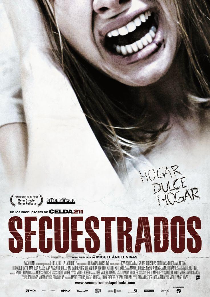 Secuestrados Secuestro Carteles De Cine Peliculas