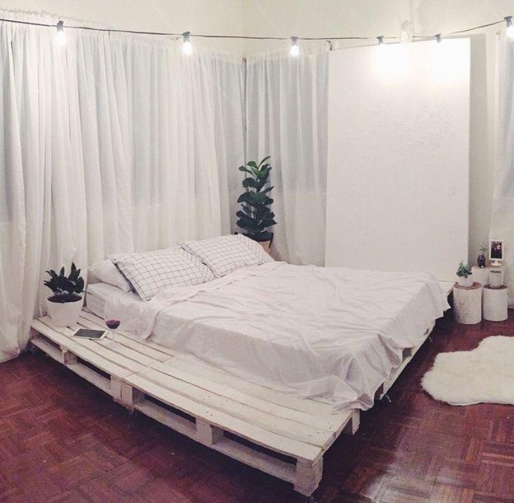 Pinterest gabikroeker instagram gabikroeker take me for White pallet bed