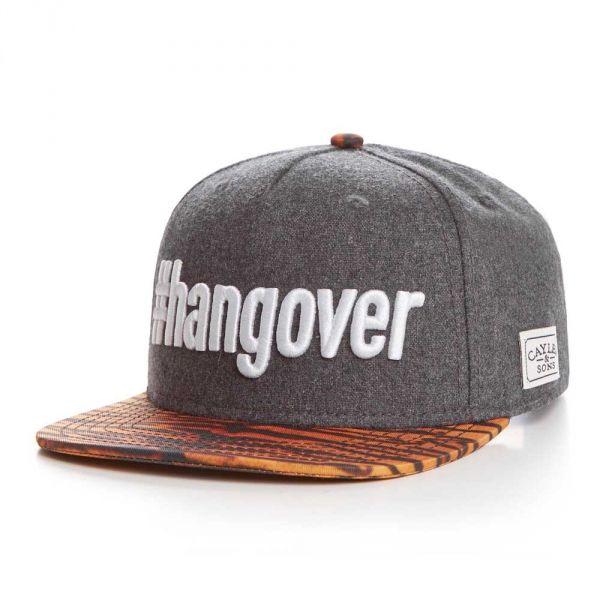 Snapback Cayler & Sons hangover tigre #bonplan #promo #snapback #mode #streetwear #skate sur votre e-shop @hatshowroom #startup #follome