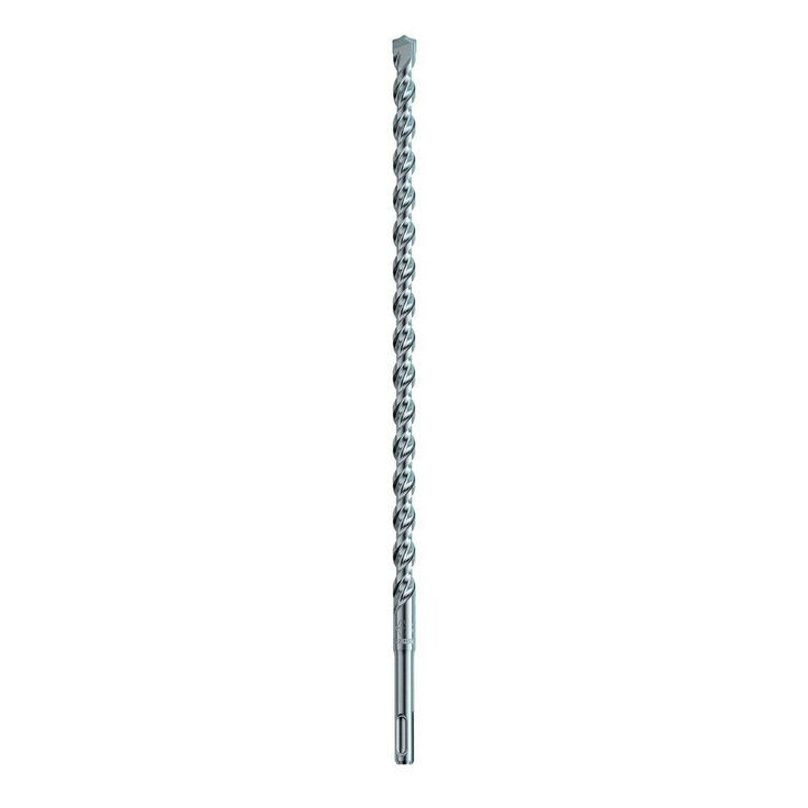 Simpson Strong-Tie 1/2 in. x 12-1/4 in. Steel SDS-Plus Shank Drill Bit (25-Pack)