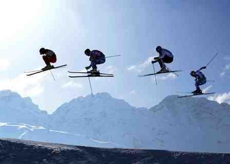 Sport sci: la Campania regione con più sciatori in Italia festa di apertura della stagione al TC Napoli