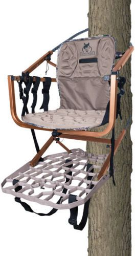 Tree Stands 52508: Lone Wolf Wide Sit And Climb Combo Ii Wsccii -> BUY IT NOW ONLY: $395 on eBay!