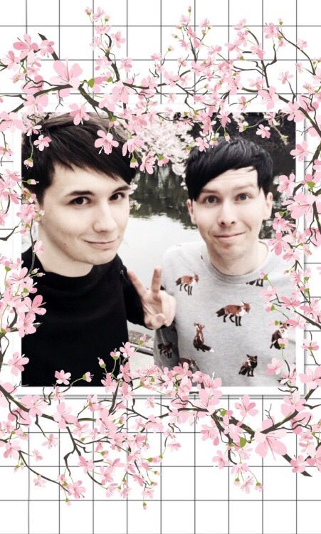Aww Cute Dan And Phil Edit