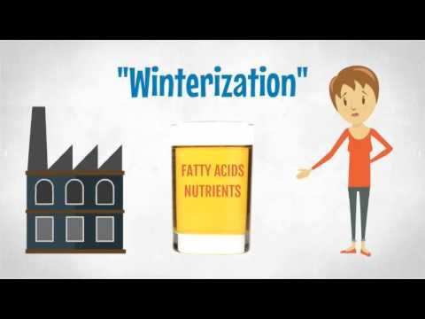 """To test if your Cod Liver Oil is natural or has gone through a process called """"Winterization"""", do the """"Fridge Test""""."""