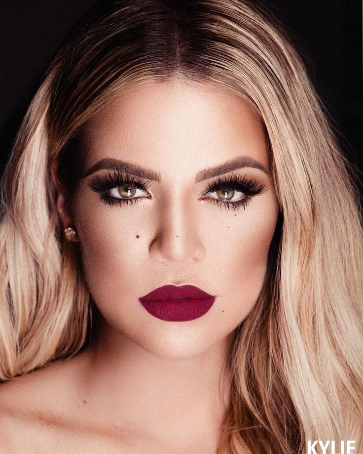 Khloe via Instagram - @khloekardashian : I'm wearing GORG from my lip kit collaboration with Kylie. 2 more days until we launch! November 9th at 3pm  #KoKo #LimitedEdition