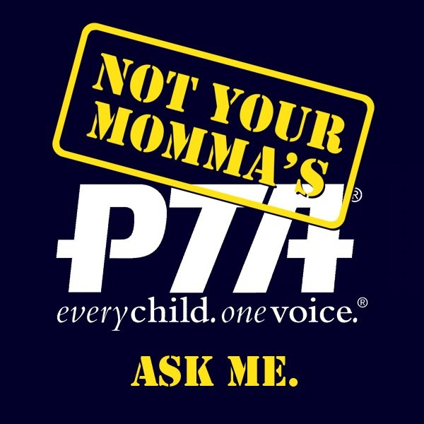 Would be cute t-shirts for PTA Board